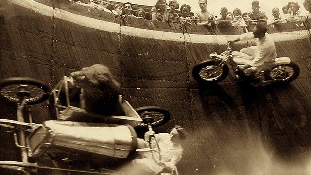 Amazing Stunts Gone Wrong