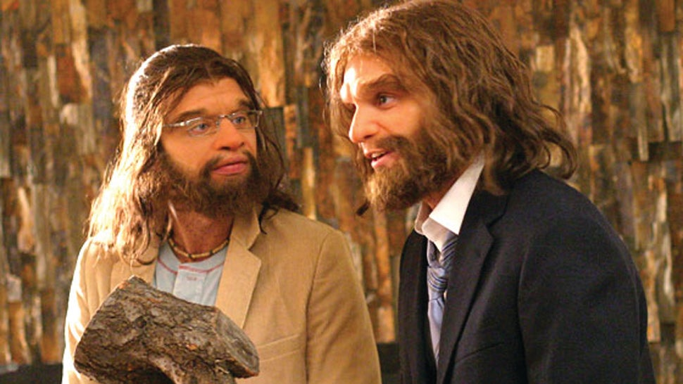 Geico Caveman Show : Sorry neo cavemen but your paleo diet is pretty much