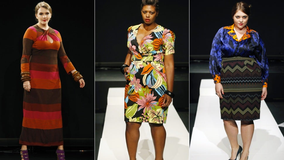 Eden Miller Plus Size Spring 2014 Collection