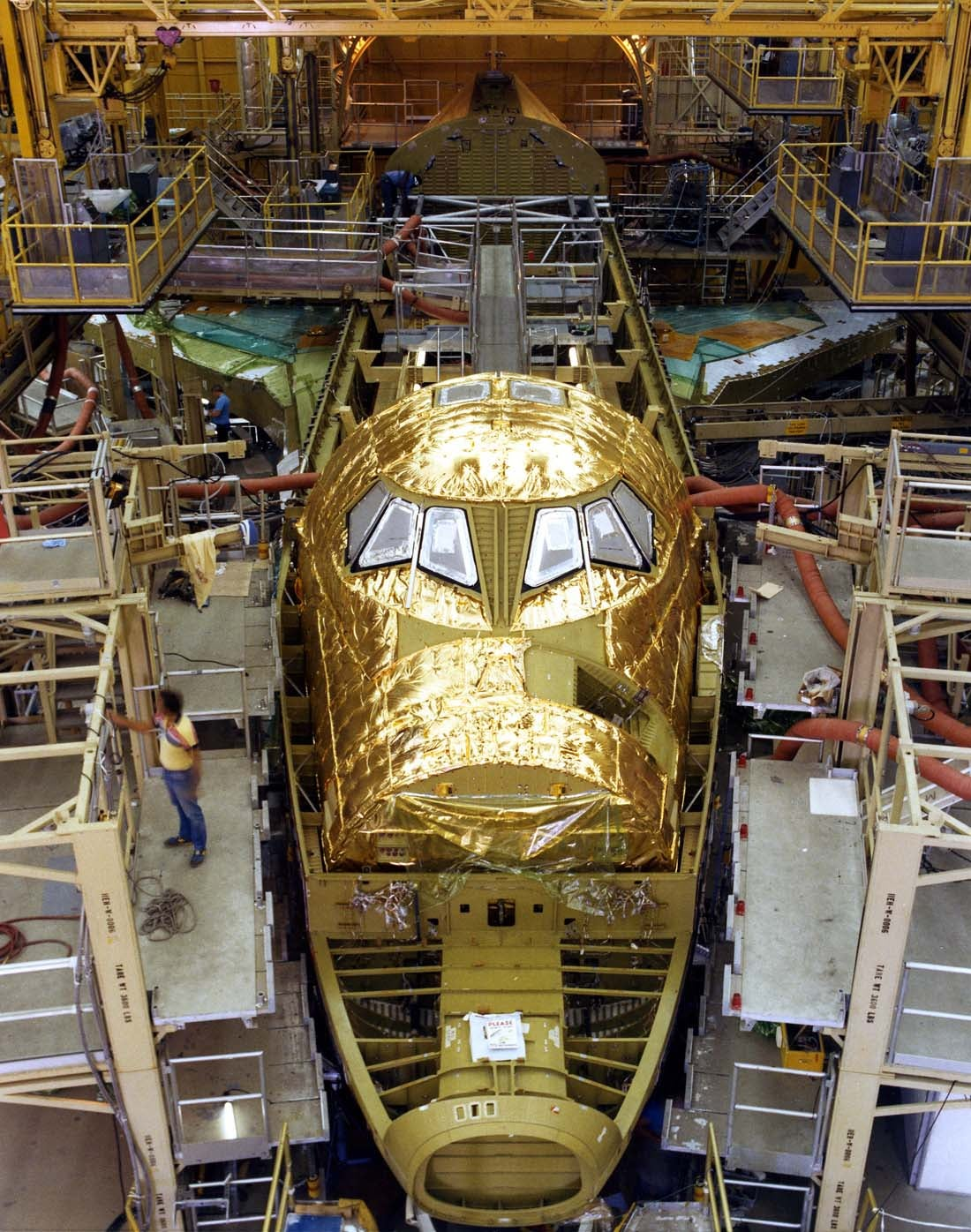 where are space shuttles built - photo #43