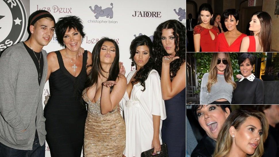 Kardashian's as Kids
