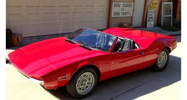 Show Off Your Bald Head In This Pantera Convertible