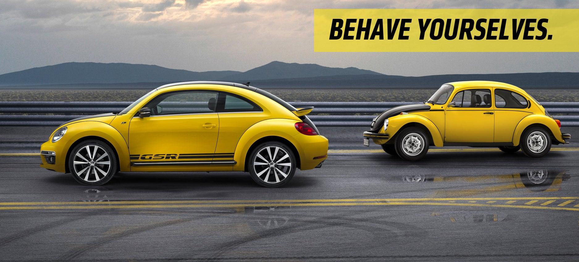 The Original Volkswagen Beetle Gsr Was Denounced As A
