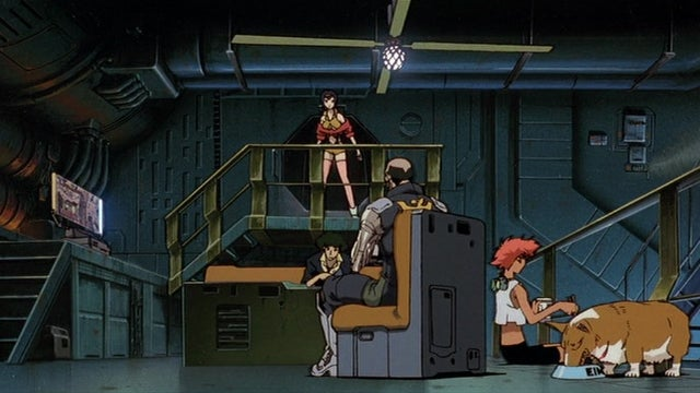 Take A Virtual Tour Of Cowboy Bebop S Iconic Ship