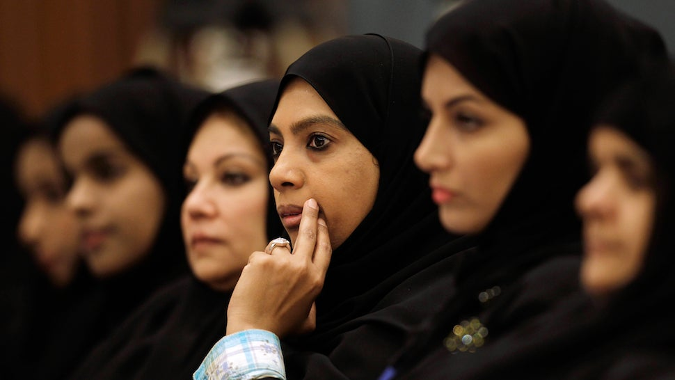 ​Saudi Women Activists Pen Petition To End Men's