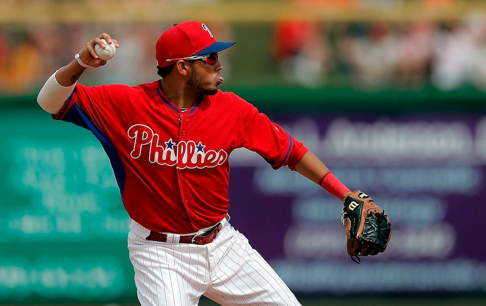 and now the phillies have a mrsa problem