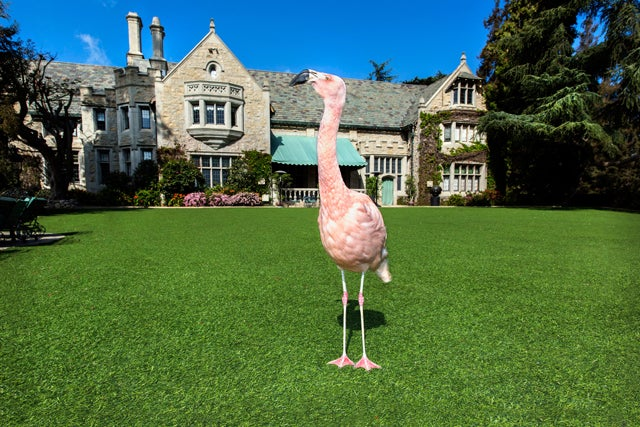 The Playboy Mansion As You've Never Seen It