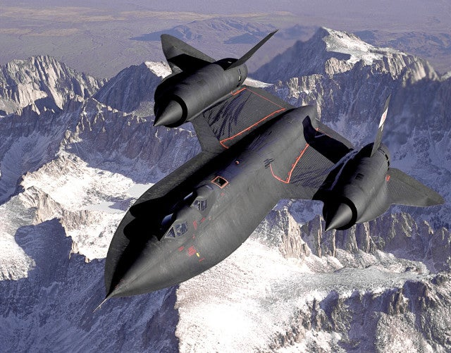 You <em>Must</em> Read This Test Pilot's Story of an SR-71 Disintegrating Midair