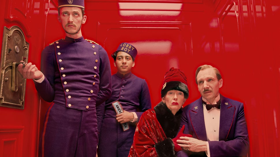More Rush. Wes Anderson's <em>The Grand Budapest Hotel</em>, Reviewed.