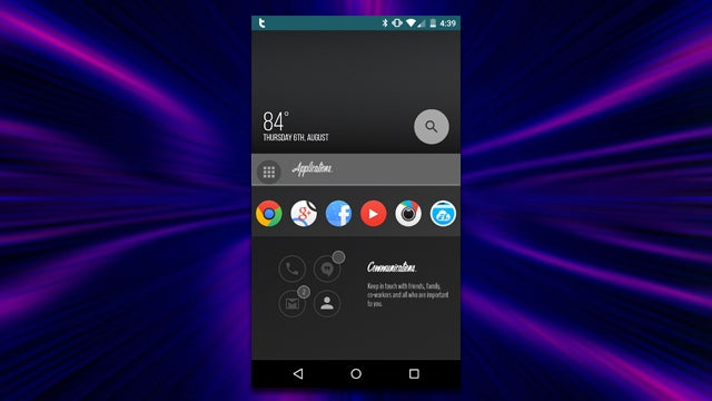 android customisation featured-home-screen home-screens icons skins themes