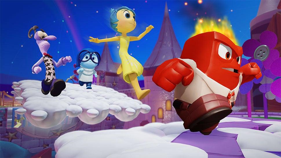 disney disney-infinity disney-infinity-30 impressions inside-out pixar