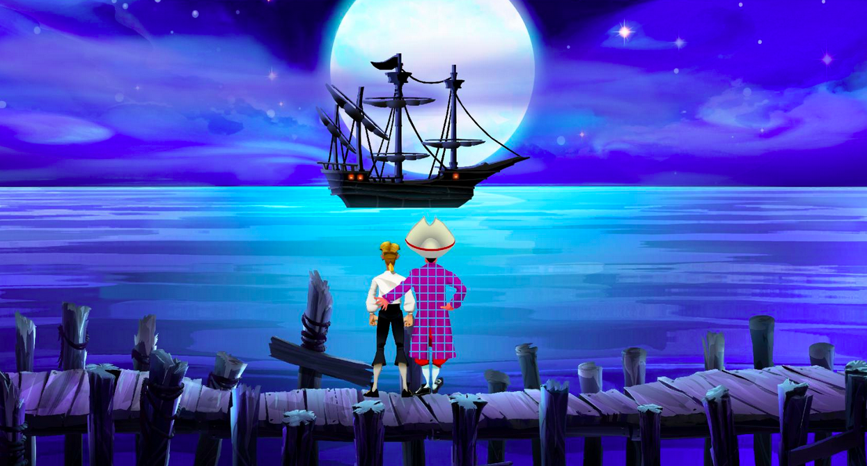 lucasarts the-secret-of-monkey-island