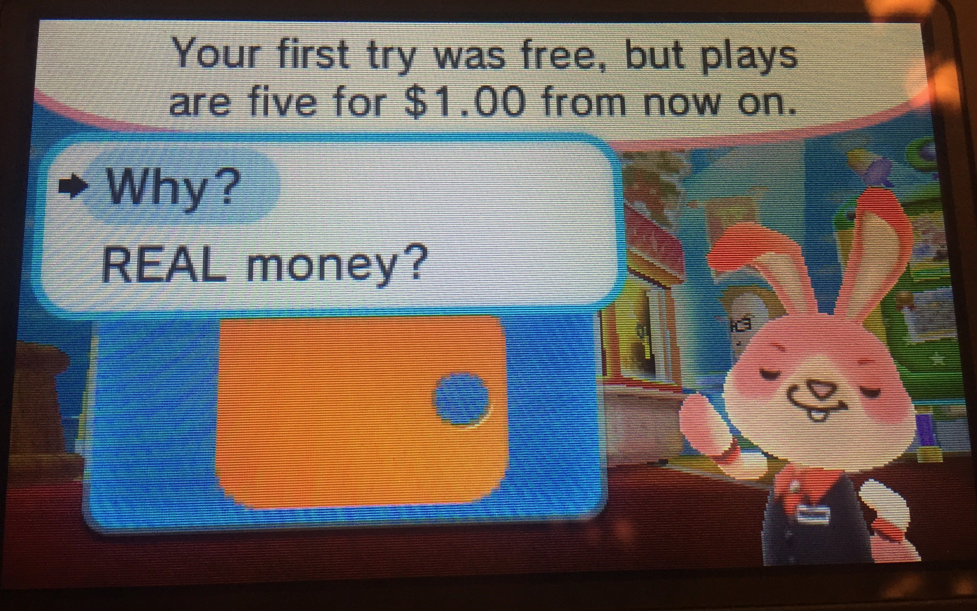 Nintendo Explains Microtransactions In The Most Nintendo Way Possible Tell Us Dammit Thoughts