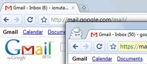 how to change chrome into incognito
