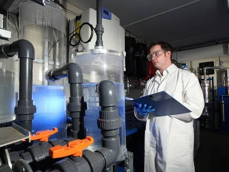 Engineers create gasoline from air and water. Yes, really.