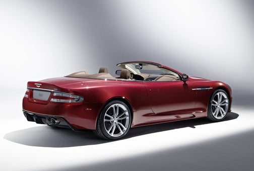 Aston Martin DBS Volante: Perfect Summer Grand Tourer?