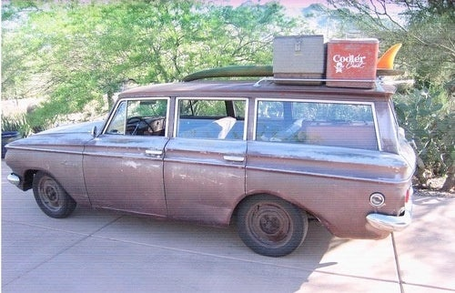 For $1,600, Get a Non-Rambling Rambler Wagon