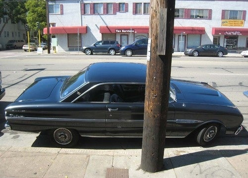1963 Ford Falcon Futura Down On The Alameda Street