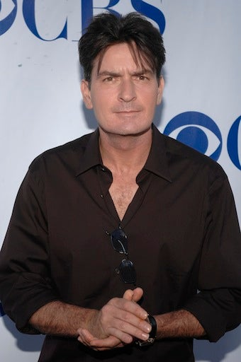 Charlie Sheen Is Checking Into Rehab Again