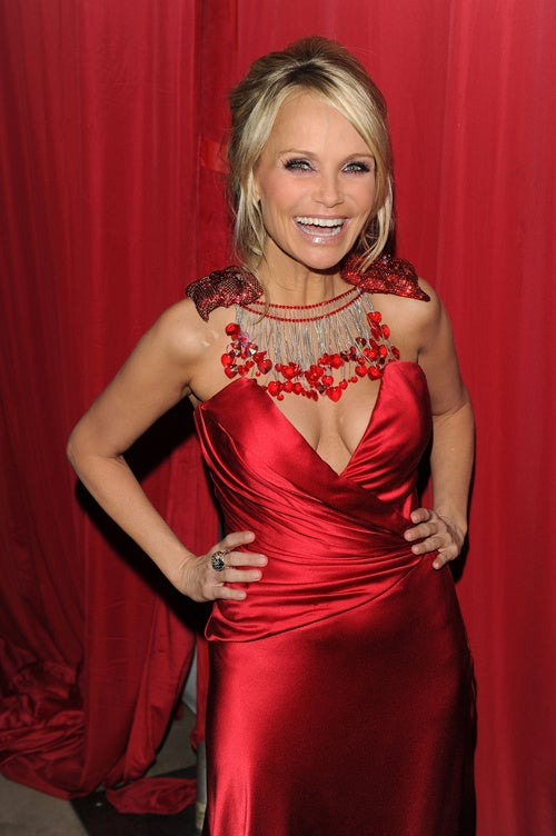 A Kristin Chenoweth TV Show Is In The Works