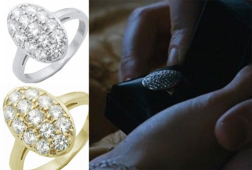 Buy A Twilight Engagement Ring & Your Love Will Never Die