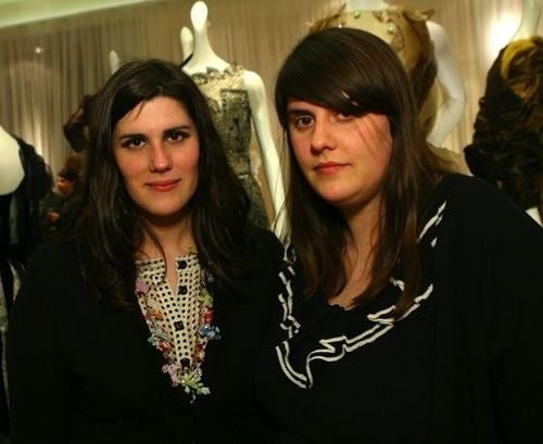 Rodarte Sisters Burn Fabric For Fun, And Other Facts From This Week's New Yorker