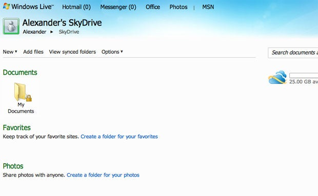 Cloud Storage Faceoff: Windows Live SkyDrive vs. Dropbox vs. Amazon Cloud Drive