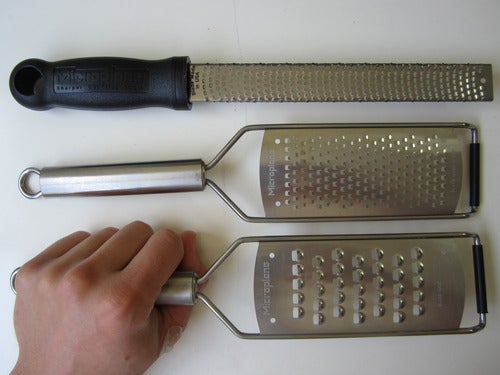 What's the Best Way to Clean a Grater?