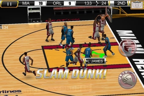 NBA Elite 11 Coming This Month — For iPhone 4