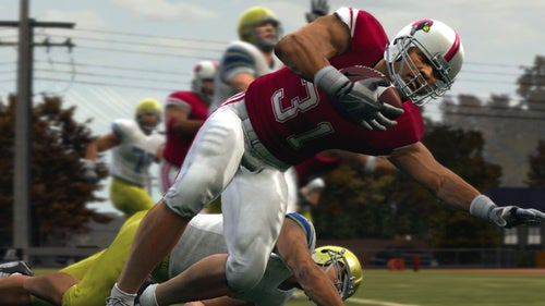 Nessler Knows Your Name in NCAA Football 11
