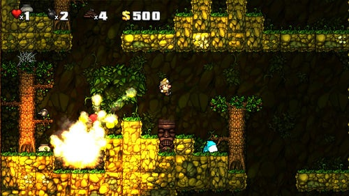 This Is Spelunky For Xbox Live Arcade