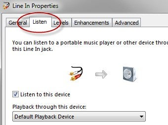 Play Your iPod Through Your Windows 7 PC's Speakers