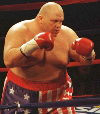 Butterbean Returns To The Ring In Fight Night Champion