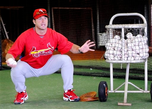 Tony La Russa Wants Mike Matheny To Father His Grandchildren, And Other Hot Fucking Stove Developments