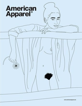 American Apparel: Tales From The Bush