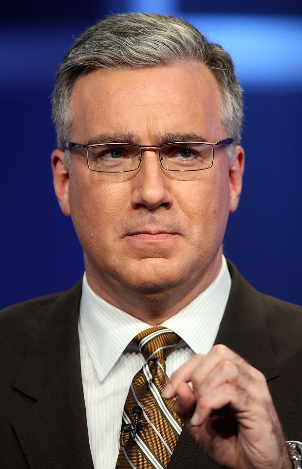 MSNBC Suspends Keith Olbermann for Political Donations
