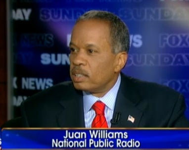 Juan Williams: I'm No Bigot