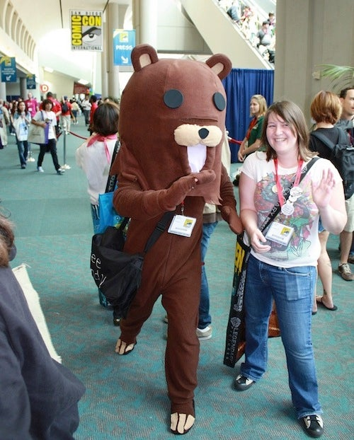 Stupid California Police Warn Parents of Pedobear, the 'Pedophile Mascot' (Updated)