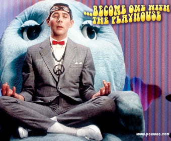 Pee Wee Herman's First Blog Post Is Genius