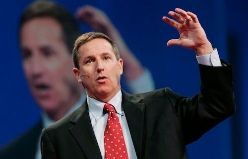 HP CEO Mark Hurd Checked Out 'Racy' Clips Online