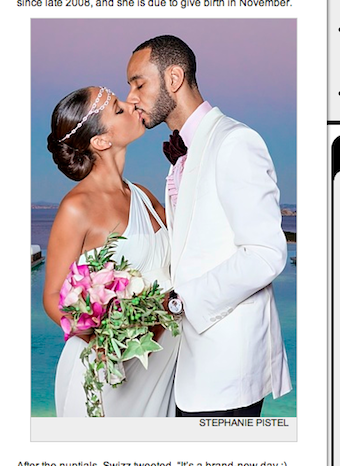 Deepak Chopra Marries Alicia Keys... to Swizz Beatz
