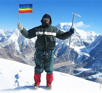 Nepal's Love for Gay Tourists High as a Mountain, Deep as a River