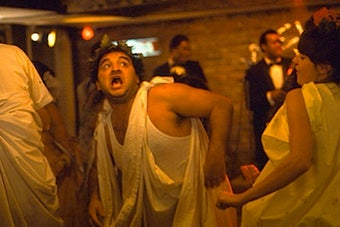 Hazing Rituals of a Literary Fraternity: As Stomach-Churning as a Regular Frat