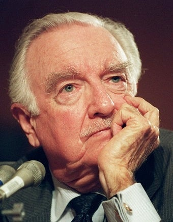 The Story Behind Walter Cronkite's Destroyed FBI File