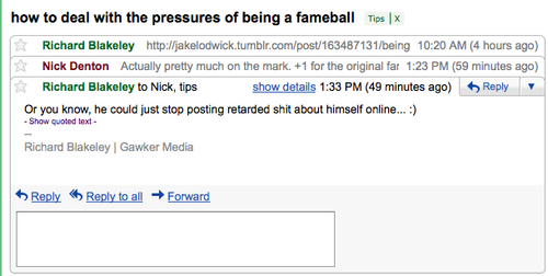 Jakob Lodwick's Guide To The Pressures Of Fame(balls)