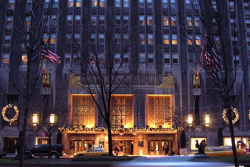 Waldorf-Astoria Serves 'Steak Surprise' to German Tourist, Allegedly