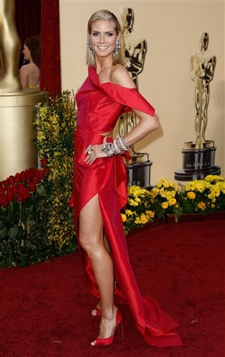 Red Carpet Oscar Fashions
