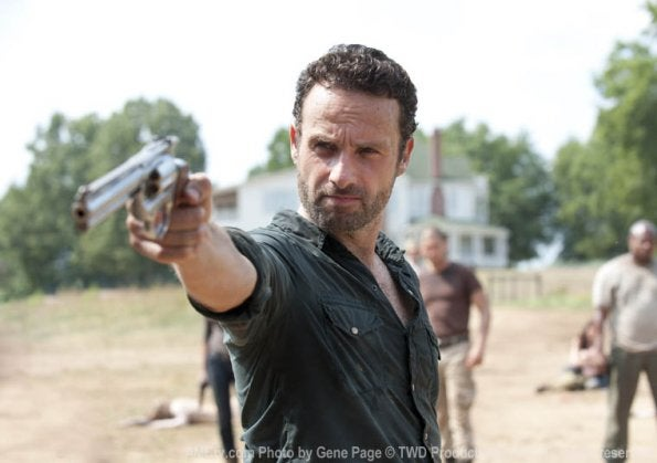 "The Walking Dead 2x07, ""Pretty Much Dead Already"" Pictures"