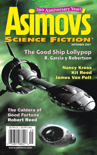 Asimov's Science Fiction Now Accepting Electronic Submissions