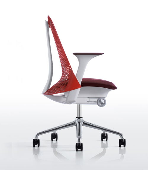 Designing Herman Miller's Golden Gate Bridge-Inspired Sayl Chair